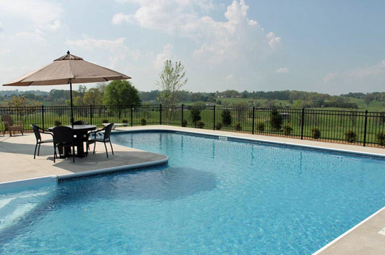 Brooks Malone Tri Cities Tennessee Swimming Pool Installation Contractors Outdoor Living