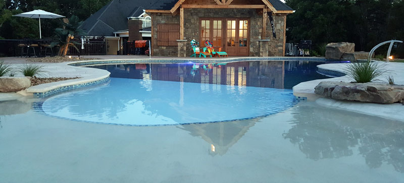 Swimming Pool Design Trends Brooks Malone Outdoor Living