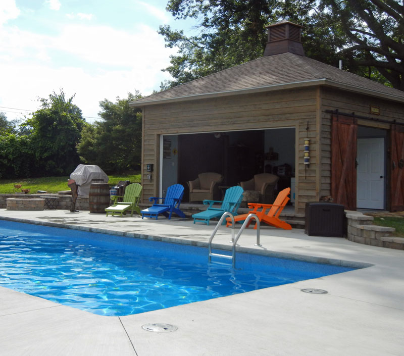 Tri Cities Northeast Tennessee Swimming Pool Installations Brooks Malone Outdoor Living