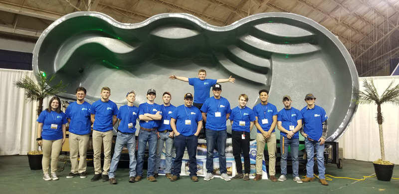 "Brooks Malone Sponsors Chuckey-Doak High School Team In Johnson City Area Home Builders Association's ""Battle of the Build"""